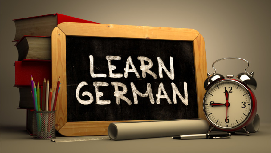 German language classes in Batala Punjab